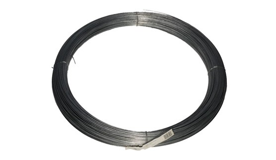coil of plain wire