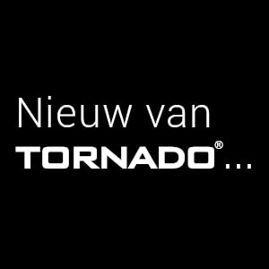 New from Tornado logo
